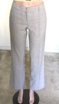 Express Studio Editor Plaid Dress Pants - $29.00