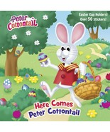 Here Comes Peter Cottontail Pictureback (Peter Cottontail) (Pictureback(... - $5.93