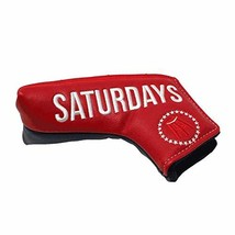 Barstool Sports Saturdays are for The Boys Putter Cover from, Make Your Golf Bag