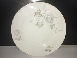 "Vintage Johann Haviland China ""Sweetheart Rose"" Salad Plates 7 3/4"" - $4.00"