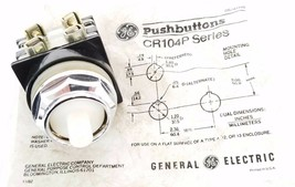 NEW GENERAL ELECTRIC CR104P SERIES PUSHBUTTON image 1