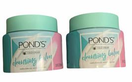 (2) POND'S COLD CREAM CLEANSING BALM 3.38 FL OZ - $49.99