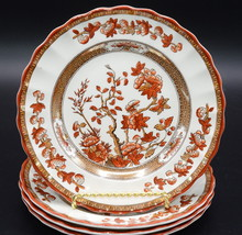 """Copeland Spode India Indian Tree * 4 BREAD & BUTTER PLATES * 6 3/8"""", CRA... - $29.99"""
