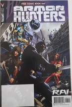 Valiant First Comics: Armor Hunters 2015 Free Comic Book Day 2014 - $1.95