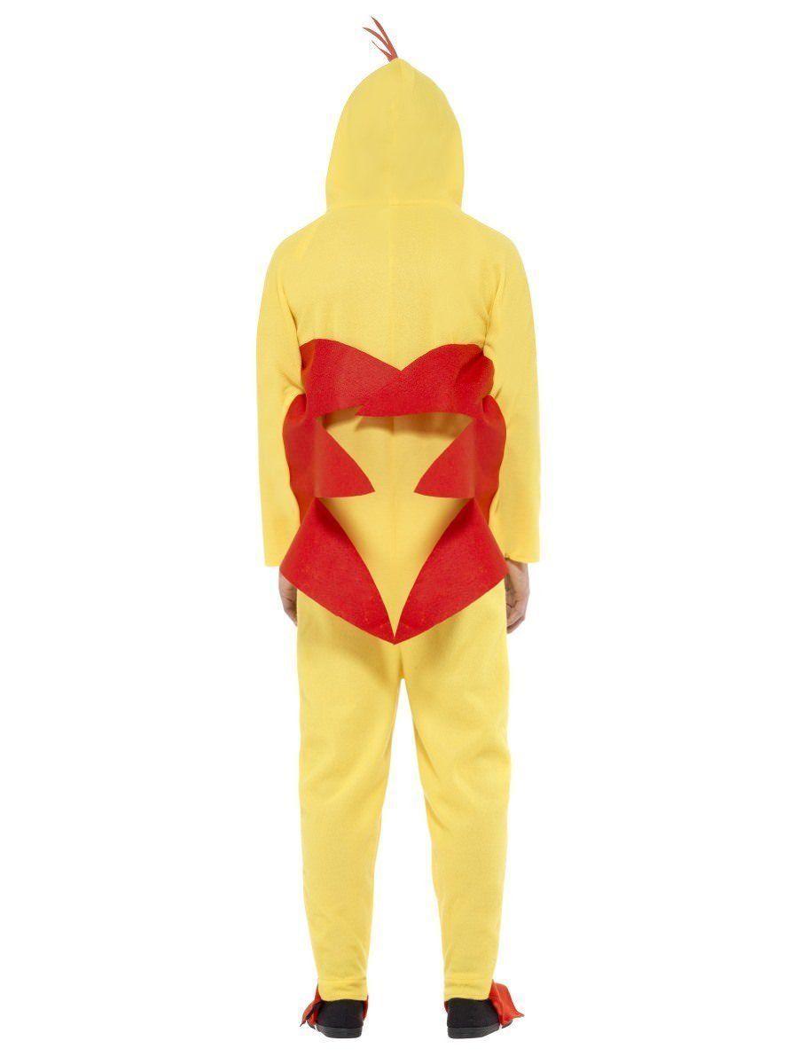 Smiffys Gallina Gallo Granja Amarillo Todo en Uno Unisex Disfraz Halloween 27857