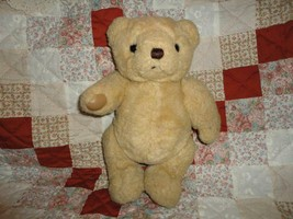 Gund Vintage 1982 Jointed Bear Leather Paws Retired - $86.85