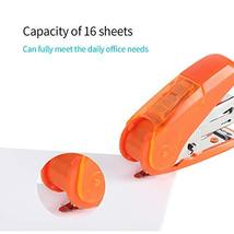 Craftinova Mini Stapler, 3pack, Including 1000 Staples, Built-in Stage Remover a image 4