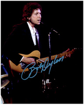 BOB DYLAN  Authentic Original SIGNED AUTOGRAPHED PHOTO w/ COA 1237 - $175.00