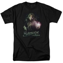 The Lord of the Rings Samwise Gamgee the Brave Hobbit graphic t-shirt LOR3016 image 1