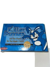 Killer Bunnies and the Quest for the Magic Carrot Blue Starter Deck New ... - $24.75