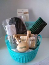 Spa Women Gift Basket for Her Gift Just Because Relax Bathroom Birthday ... - £17.97 GBP
