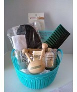 Spa Women Gift Basket for Her Gift Just Because Relax Bathroom Birthday ... - $24.99