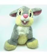 Walt Disney Plush stuffed animal vintage Bambi Thumper 1992 Mattel bunny... - $23.09