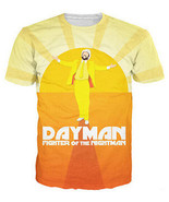 New Arrive Dayman Short sleeve Sunny champion of the sun fighter of the  - $19.90