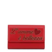 Dolce&Gabbana Original Women's Clutch Bag bi1100au2848_m307_red - $669.85