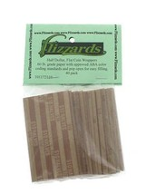Half Dollar Flat Coin Wrappers, 40 pack - $5.49