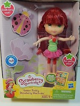 "Strawberry Shortcake Garden Pretty Doll 6"" Scented New - $21.74"