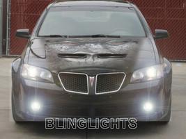Blue Halo Fog Lamps Kit Lights For 2008-2009 Pontiac G8 08 09 driving gt - $99.79