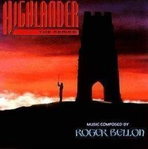 Highlander: The Series  - Soundtrack/Score CD ( Like New ) - $28.80
