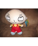 """FAMILY GUY STEWIE 2014 New Licensed Plush Stuffed Animal w tags 10"""" TOY FACTORY - $12.99"""