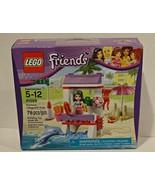 LEGO Friends 41028 Emma's Lifeguard Post Building Toy Set  - $15.35