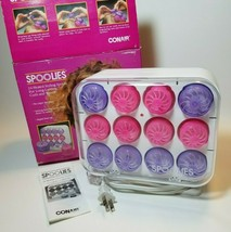 Conair Spoolies 24  Rapid Heat-up Locking Rollers Pageant Dance - $23.71