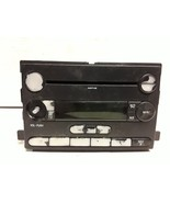 06 07 Ford Focus single disc AM FM stereo radio receiver 6S4T-18C869-BD ... - $33.65