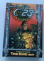 Jim Lee's C-23 Time Bomb Trading Card Game Starter Deck - $6.99