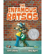 The Infamous Ratsos [Paperback] LaReau, Kara and Myers, Matt - $2.96