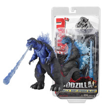 "6 "" NECA Godzilla 2001 Atomic Blast Head To Tail 12"" Action Figure - $27.53"