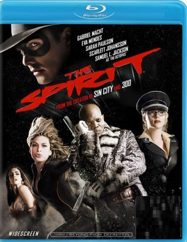 The Spirit [Blu-ray]