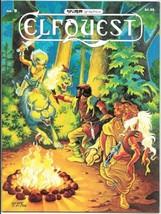 ElfQuest Comic Magazine #8 Warp Graphics First Print 1980 VERY FINE/NEAR... - $19.24