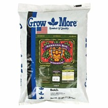 Grow More Hawaiian Bud and Bloom Plant Food 25 Lbs Bloom Formula Grey 5-... - $84.50