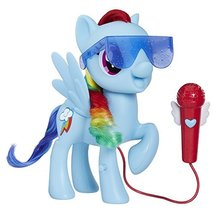 My Little Pony Singing Rainbow Dash - $28.45