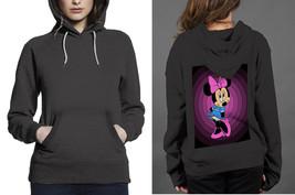 Disney Mi Ckey And Minnie Mouse - Copy Hoodie Women's Black - $27.99+