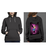 Disney MiCKEY And MINNIE Mouse - Copy Hoodie Women's Black - $27.99+
