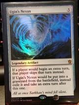 Ugin's Nexus Foil Mtg Khans Of Tarkir NM/M Mythic Rare Card - $20.00