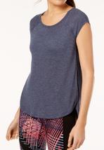 Calvin Klein Performance Cap-Sleeve Open-Side Top - $17.99
