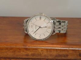 Pre-Owned Women's Fossil ES3545 Rhinestone Date Fashion Watch - $36.63
