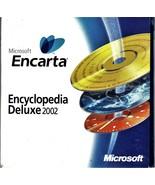 Encyclopedia - Microsoft Encarta Encyclopedia Delux - Software - $5.00