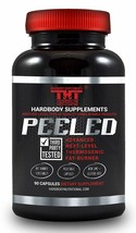 Peeled Thermogenic Fat Burner and Diet Pill for Men and Women. Boost - $71.38