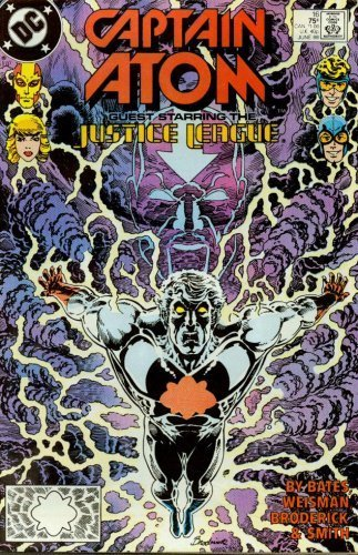 Captain Atom #16 [Unknown Binding] [Jan 01, 1988]