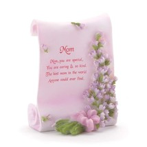 Gifts & Decor Mom Poetic Mothers Day Decoration Gift Plaque, Pink - $14.59