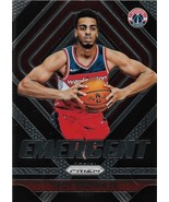 Troy Brown Jr. Prizm 18-19 #15 Emergent Rookie Card Washington Wizards - $1.00