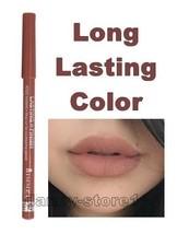 Rimmel London 049 Intense Color 1000 Kisses Lip Linear Pencil Lasting Natural - $5.94