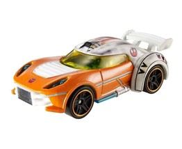 Hot Wheels Star Wars X-Wing Luke Skywalker Character Car - $11.87