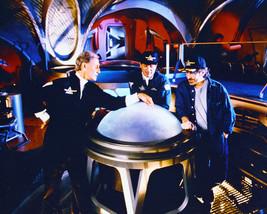 Seaquest Dsv Roy Scheider 16X20 Canvas Giclee With Steven Spielberg On Set - $69.99