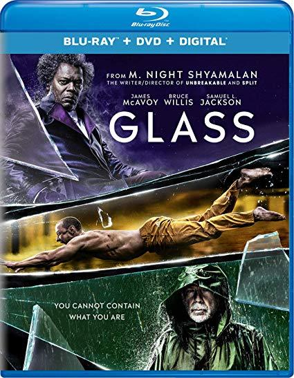 Glass [Blu-ray + DVD + Digital, 2019]