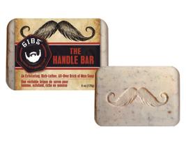 GIBS Grooming Handle Bar Soap, 6oz