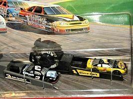 NASCAR Micro Machines #1 Steve Park vs #3 Dale Earnhardt AA19-NC8023 image 3